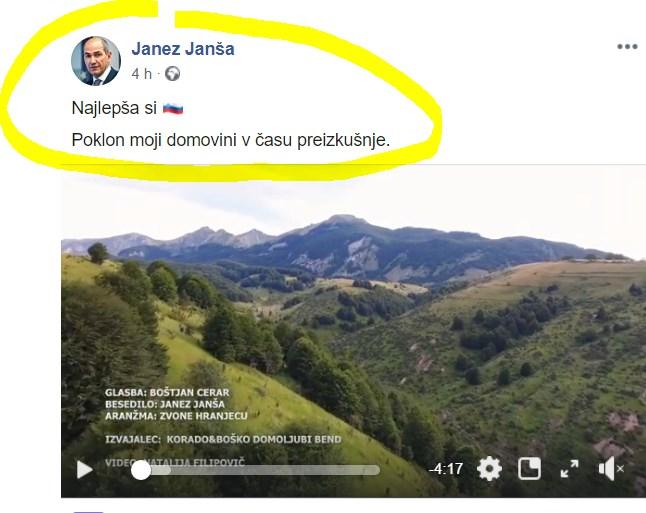 Janez Janša kot pesnik